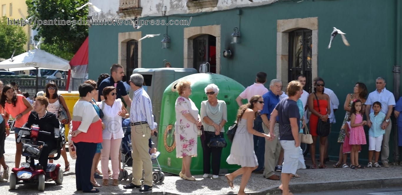 Procesión en honor a la virgen del mar - patrona de Cedeira, 15-08-2013 - fotografía por Fermín Goiriz Díaz (5)