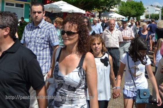 Procesión en honor a la virgen del mar - patrona de Cedeira, 15-08-2013 - fotografía por Fermín Goiriz Díaz (57)