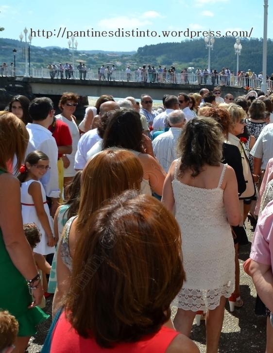 Procesión en honor a la virgen del mar - patrona de Cedeira, 15-08-2013 - fotografía por Fermín Goiriz Díaz (63)