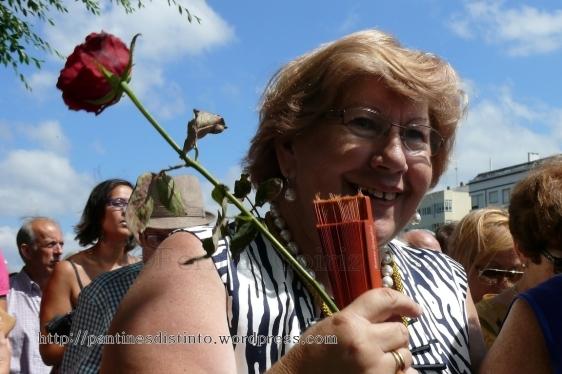 Procesión en honor a la virgen del mar - patrona de Cedeira, 15-08-2013 - fotografía por Fermín Goiriz Díaz (71)