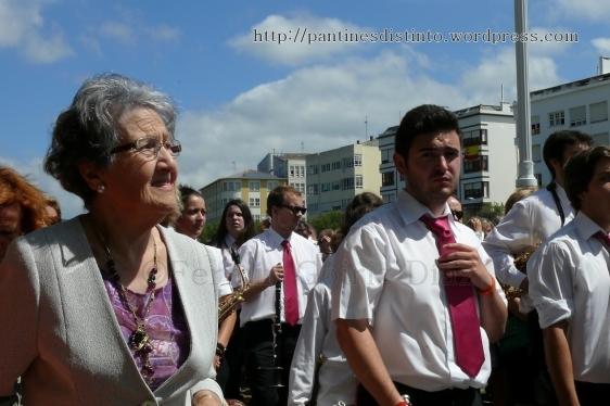 Procesión en honor a la virgen del mar - patrona de Cedeira, 15-08-2013 - fotografía por Fermín Goiriz Díaz (72)
