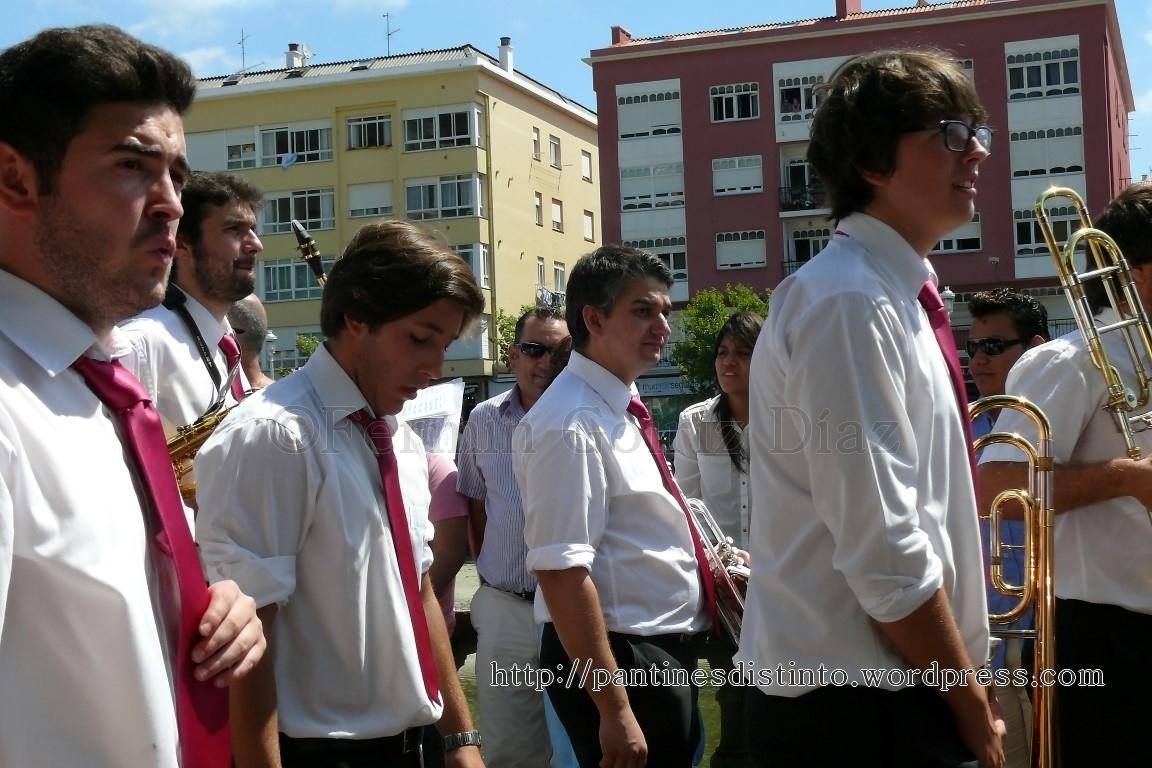 Procesión en honor a la virgen del mar - patrona de Cedeira, 15-08-2013 - fotografía por Fermín Goiriz Díaz (73)