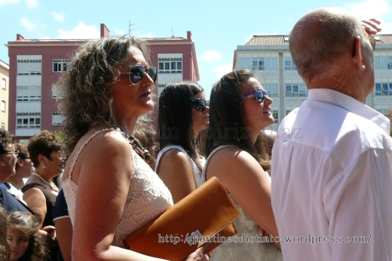 Procesión en honor a la virgen del mar - patrona de Cedeira, 15-08-2013 - fotografía por Fermín Goiriz Díaz (76)