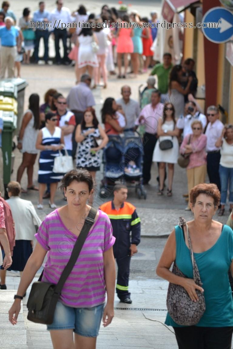 Procesión en honor a la virgen del mar - patrona de Cedeira, 15-08-2013 - fotografía por Fermín Goiriz Díaz (8)
