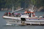 Procesión marítima en honor a la virgen del mar - Cedeira, 16-08-2013 - Fotografía por fermín Goiriz Díaz (10)