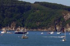 Procesión marítima en honor a la virgen del mar - Cedeira, 16-08-2013 - Fotografía por fermín Goiriz Díaz (104)