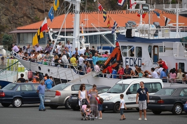Procesión marítima en honor a la virgen del mar - Cedeira, 16-08-2013 - Fotografía por fermín Goiriz Díaz (13)