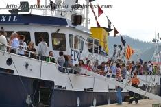 Procesión marítima en honor a la virgen del mar - Cedeira, 16-08-2013 - Fotografía por fermín Goiriz Díaz (2)