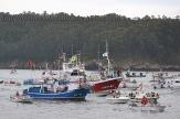 Procesión marítima en honor a la virgen del mar - Cedeira, 16-08-2013 - Fotografía por fermín Goiriz Díaz (29)