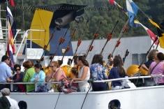 Procesión marítima en honor a la virgen del mar - Cedeira, 16-08-2013 - Fotografía por fermín Goiriz Díaz (3)