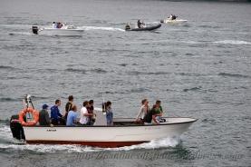 Procesión marítima en honor a la virgen del mar - Cedeira, 16-08-2013 - Fotografía por fermín Goiriz Díaz (37)