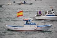 Procesión marítima en honor a la virgen del mar - Cedeira, 16-08-2013 - Fotografía por fermín Goiriz Díaz (38)