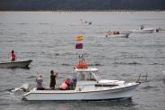 Procesión marítima en honor a la virgen del mar - Cedeira, 16-08-2013 - Fotografía por fermín Goiriz Díaz (39)
