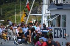Procesión marítima en honor a la virgen del mar - Cedeira, 16-08-2013 - Fotografía por fermín Goiriz Díaz (4)