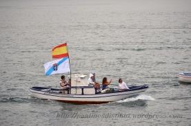 Procesión marítima en honor a la virgen del mar - Cedeira, 16-08-2013 - Fotografía por fermín Goiriz Díaz (49)