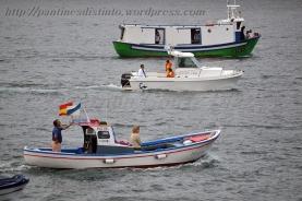 Procesión marítima en honor a la virgen del mar - Cedeira, 16-08-2013 - Fotografía por fermín Goiriz Díaz (50)