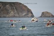 Procesión marítima en honor a la virgen del mar - Cedeira, 16-08-2013 - Fotografía por fermín Goiriz Díaz (58)