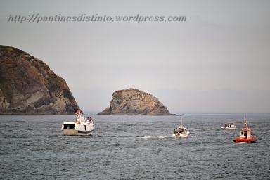 Procesión marítima en honor a la virgen del mar - Cedeira, 16-08-2013 - Fotografía por fermín Goiriz Díaz (65)