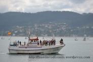 Procesión marítima en honor a la virgen del mar - Cedeira, 16-08-2013 - Fotografía por fermín Goiriz Díaz (7)