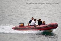 Procesión marítima en honor a la virgen del mar - Cedeira, 16-08-2013 - Fotografía por fermín Goiriz Díaz (72)