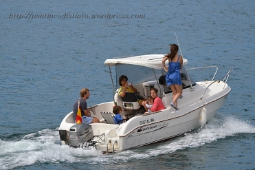 Procesión marítima en honor a la virgen del mar - Cedeira, 16-08-2013 - Fotografía por fermín Goiriz Díaz (74)