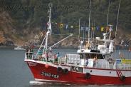 Procesión marítima en honor a la virgen del mar - Cedeira, 16-08-2013 - Fotografía por fermín Goiriz Díaz (8)