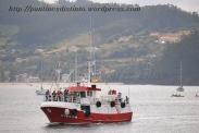 Procesión marítima en honor a la virgen del mar - Cedeira, 16-08-2013 - Fotografía por fermín Goiriz Díaz (9)