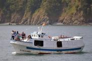 Procesión marítima en honor a la virgen del mar - Cedeira, 16-08-2013 - Fotografía por fermín Goiriz Díaz (92)