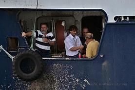 Procesión marítima en honor a la virgen del mar - Cedeira, 16-08-2013 - Fotografía por fermín Goiriz Díaz (95)