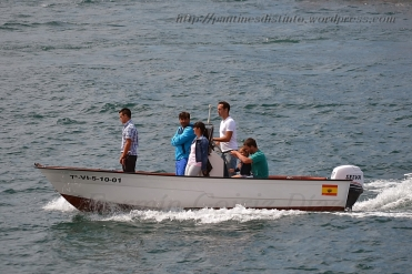 Procesión marítima en honor a la virgen del mar - Cedeira, 16-08-2013 - Fotografía por fermín Goiriz Díaz (96)