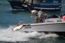 Procesión marítima en honor a la virgen del mar - Cedeira, 16-08-2013 - Fotografía por fermín Goiriz Díaz (97)