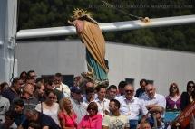 Procesión marítima en honor a la virgen del mar - Cedeira, 16-08-2013 - Fotografía por fermín Goiriz Díaz (98)