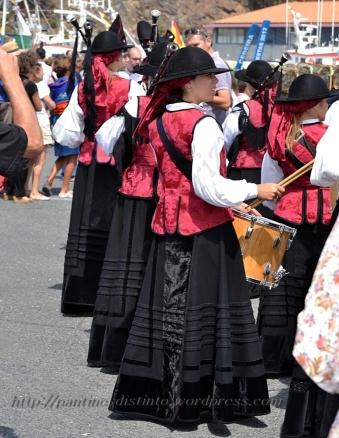 Procesión marítima en honor a la virgen del mar - Cedeira, 16-08-2013 - Fotografía por fermín Goiriz Díaz (99)