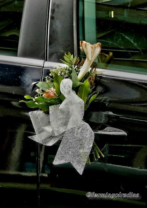 detalle de la boda - fotografía por fermín goiriz díaz