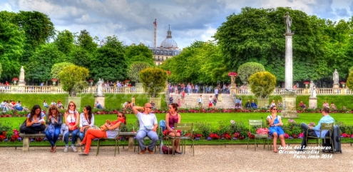 Jardín del Luxemburgo-Jardin de Luxemourg (Paris), junio 2013 (4)