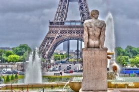 La torre Eiffel - fotografía por fermín goiriz díaz, 2013 (5)