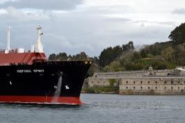 LNG Hispania Spirit (Ferro) foto Fermin Goiriz Diaz (1)