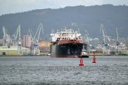 LNG Hispania Spirit (Ferrol) foto Fermin Goiriz Diaz (1)
